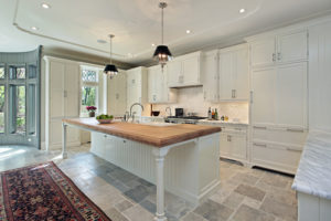 Grey kitchen tile Bloomington